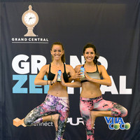 Yoga At Grand Zentral
