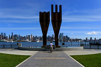 The Hudson Riverfront 9/11 Memorial