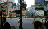 7th Ave & 46th Street, 1959