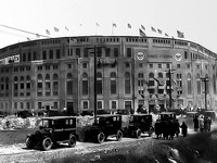 Yankee Stadium, Opening Day 1923