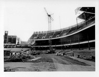 Yankee Stadium 1970s Reconstruction
