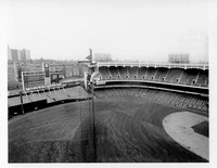 Yankee Stadium 1973 Reconstruction