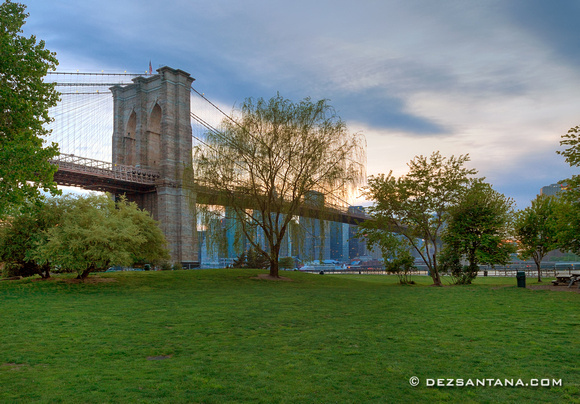Brooklyn Bridge HDR