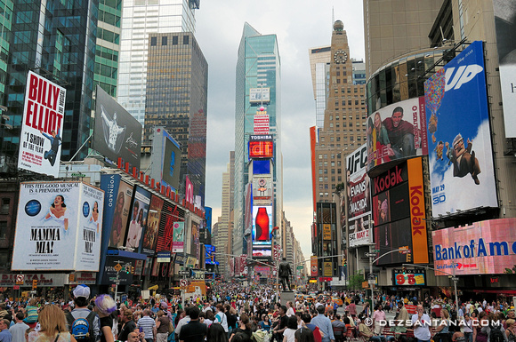 Times Square, 2009