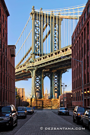 Manhattan Bridge, 2012