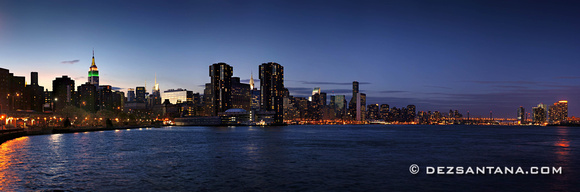 New York's East River