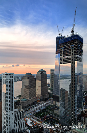 World Trade Center Rising