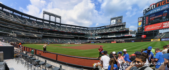 Citi Field - Section 110