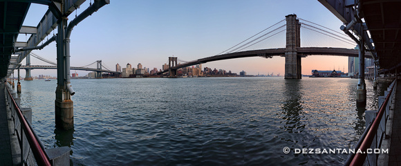 East River Sunset